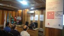برگزاری مراسم گرامیداشت روزجهانی حمایت از قربانیان شکنجه - 5