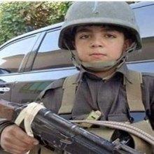 ������������������ - افغانستان به دلیل استفاده از کودک سرباز باید تحریم نظامی شود