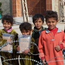 ������������������������������������ - 3.6 میلیون کودک در خط مقدم جنگ در کشور عراق