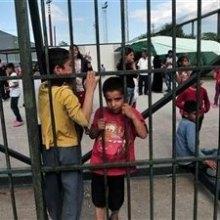 پناهجو - خشونت جنسی علیه کودکان پناهجو در اردوگاهی در یونان
