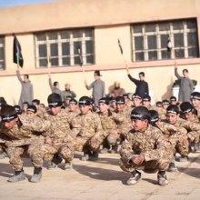 کودک-سرباز - سربازگیری داعش از کودکان