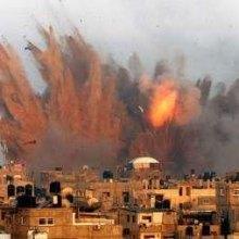 بمباران - جنایات بدون مرز