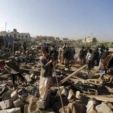 انتقاد اکسفام از فروش تسلیحات انگلیسی به عربستان - یمن