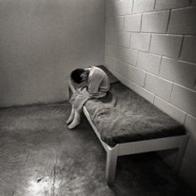 زندان - شرایط سخت زندانیان نوجوان در زندانهای آمریکا