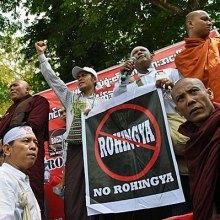 روهینگیا - سازمان بین المللی مهاجرت: ۲۱ هزار مسلمان روهینگیا به بنگلادش گریختند