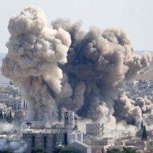 بمباران - عربستان یک مراسم ختم در صنعا را بمباران کرد