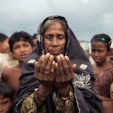 حقوق بشر سازمان ملل خواستار تحقیق درباره کشتار مسلمانان میانمار شد - روهینگیا