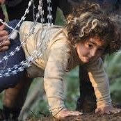 انگلیس - تکلیف کودکان اردوگاه
