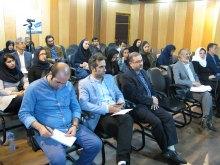نشست تخصصی لزوم کنشگری ایران در عرصه عدالت کیفری بین المللی - 8