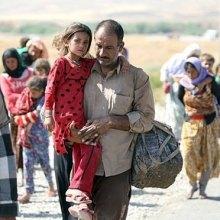 یونیسف: ۴ هزار نفر از موصل عراق فرار کرده اند