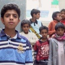 کودکان-یمن - یونیسف: جنگ، ۲ میلیون کودک یمنی را از تحصیل محروم کرده است