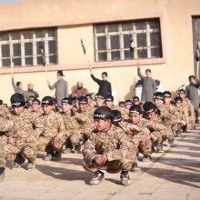 عراق - افشاگری کودکان عراقی از مدارس داعش