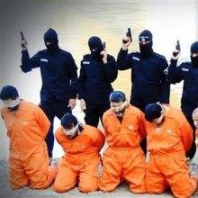 اعدام - داعش 300 پلیس عراقی را در جنوب موصل اعدام و در گور جمعی دفن کرده است