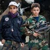 کودک-سرباز - گزارش کمیسیون حقوق بشر افغانستان از فرستادن کودکان به میدانهای جنگ
