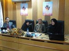 برگزاری دوره آموزشی آشنایی با حقوق خانواده - 8