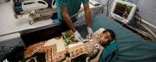 کودکان-یمنی - ناقوس گرسنگی در یمن به گوش می رسد