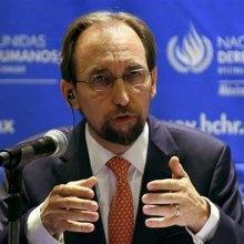 زید-رعد-الحسین - هشدار کمیسر عالی حقوق بشر به اروپا و آمریکا درباره افزایش بیگانه ستیزی