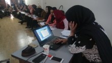 گزارشی از پروژه « پیشگیری از خشونت خانگی و آموزش مهارتهای زندگی» - 2