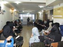 آموزش - گزارشی از پروژه « پیشگیری از خشونت خانگی و آموزش مهارتهای زندگی»