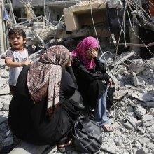 هشدار سازمان ملل درباره اوضاع وخیم انسانی غزه/ تأکید بر لزوم رفع محاصره