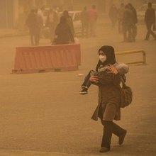 گری لوئیس: ایران در حل مشکل گردوغبار میتواند روی کمک سازمان ملل حساب کند - گردوغبار.sefidak