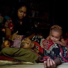 میانمار - جنایات ضدبشری ارتش میانمار