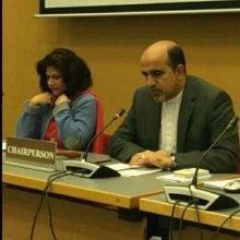 ایران - ایران ریاست گروه آسیایی سازمان منع سلاح های شیمیایی را برعهده گرفت