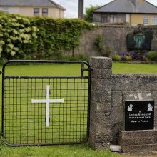 کشف گور دسته جمعی کودکان در ایرلند - گوردسته جمعی