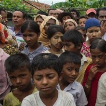 استان-راخین-میانمار - نیروهای میانمار به جنایت علیه بشریت متهم شدند