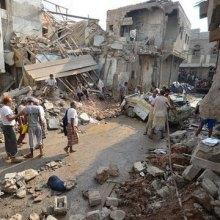 وضعیت-حقوق-بشر-در-یمن - تعداد تلفات بمباران ائتلاف عربی در الحدیده یمن به ۲۲ تن افزایش یافت