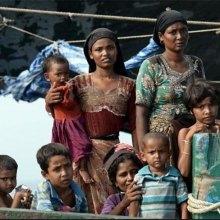 استان-راخین-میانمار - سازمان ملل خواستار اعطای حق شهروندی به مسلمان میانمار شد