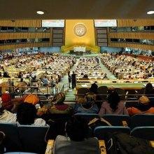 سازمان-ملل - گزارش توصیفی اجلاس 61 کمیسیون مقام زن