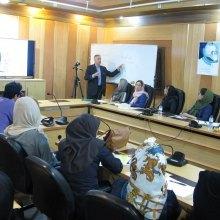 برگزاری کارگاه آموزشی «روانکاوی فروید از نظریه تا عمل در جلسه درمان»