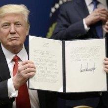 نقض-حقوق-بشر - ترامپ پرونده فرمان مهاجرتی را به دیوان عالی آمریکا می برد