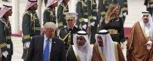 دونالد-ترامپ - مواضع سازمانهای حقوق بشری در قبال معامله تسلیحاتی بزرگ آمریکا با عربستان