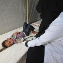 سایه شوم «وبا» بر سر یمن/ هر ساعت حداقل یک نفر جان میبازد - وبا در یمن. تابناک