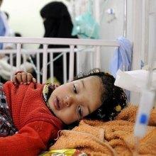 شمار قربانیان وبا در یمن به 1310 نفر رسید