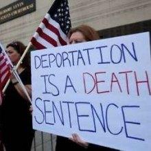درخواست یک نهاد آمریکایی برای تمدید ممنوعیت اخراج عراقی ها - اخراج عراقی ها