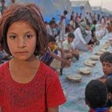 10 هزار یتیم حاصل حاکمیت سه ساله داعش بر بخش هایی از عراق - کودکان یتیم عراقی