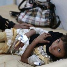 وضعیت-حقوق-بشر-در-یمن - جان باختن ۱۸۰۲ یمنی بر اثر ابتلا به بیماری وبا