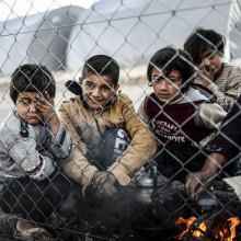 گزارش ایندیپندنت از سرنوشت نامعلوم کودکان پناهجو در انگلیس - کودکان پناهنده. تابناک