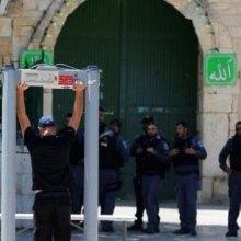 �������������� - ایست بازرسیهای مسجد الاقصی برچیده شد