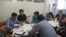 پروژه « پیشگیری از خشونت خانگی و آموزش مهارتهای زندگی» - آموزش مهارت های زندگی (10)