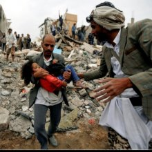 تجاوز به یمن توطئهای آمریکایی صهیونیستی