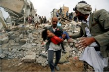 کودکان - یونیسف کشته شدن ۱۹ کودک یمنی را محکوم کرد