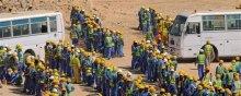 - هشدار عفو بینالملل نسبت به وجود شکاف های عمده در قوانین کارگران مهاجر در قطر