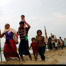 ����������������-�������������� - مسلمانان میانمار در بنبست آوارگی