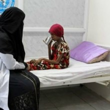 ������������ - وضعیت ناگوار نوزادان و کودکان یمنی
