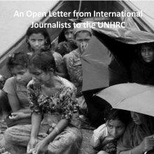 بازتاب اقدام مشترک سازمان دفاع از قربانیان خشونت و 700 روزنامه نگار در محکومیت فجایع میانمار - فجایع میانمار