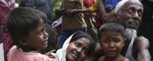 مهاجرت - ادعاهای رهبر دولت میانمار در مورد پایان خشونتها در این کشور صحت ندارد
